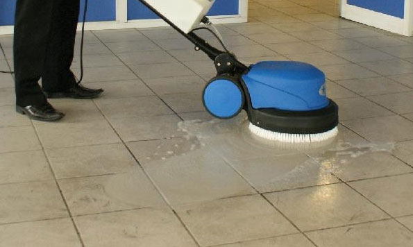 home floor scrubbing machine